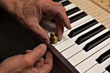 Piano Tuning Touch Weight